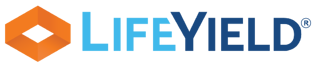 lifeyield_logo__orange_icon__blue_text__transparent_background